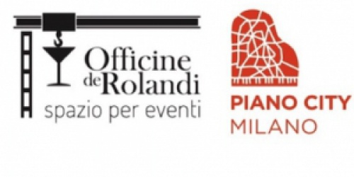 Piano City alle Officine de Rolandi.